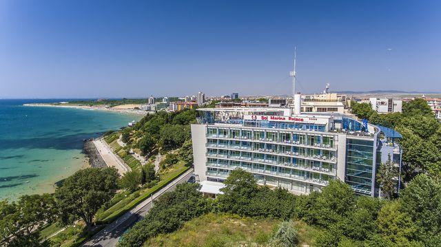 Отель Сол Марина Палас